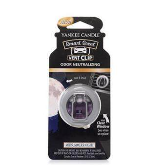 YANKEE CANDLE Vent Clip Midsummers Night (Black)