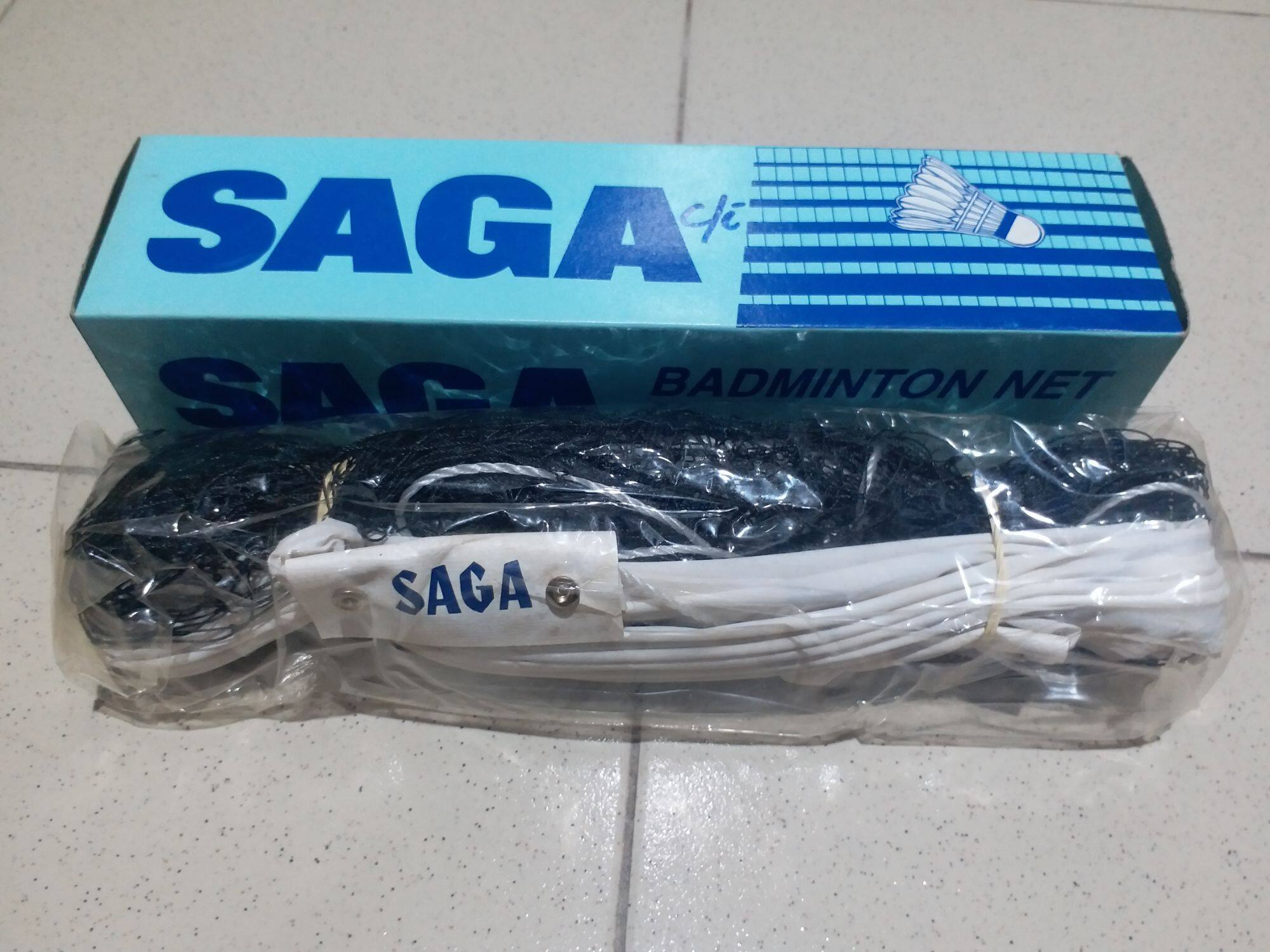SAGA BADMINTON NET  x 1pc