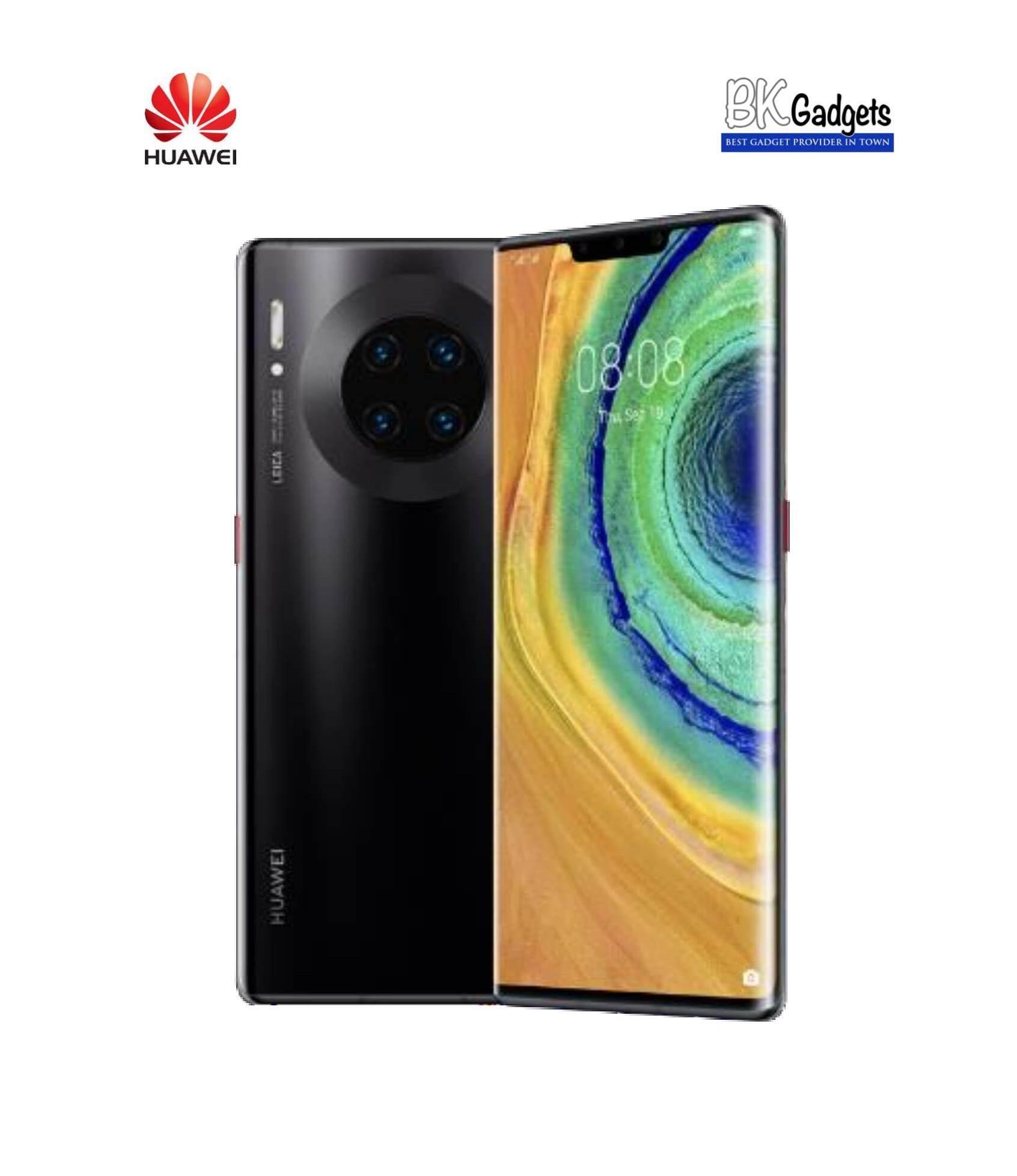 HUAWEI Mate 30 Pro Black [ 8GB + 256GB ] Smartphone