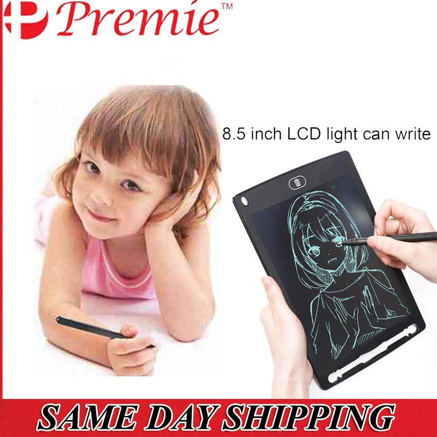 Portable 8.5 Inch LCD Panel Tablet Writing Drawing Graphics Board toys for girls