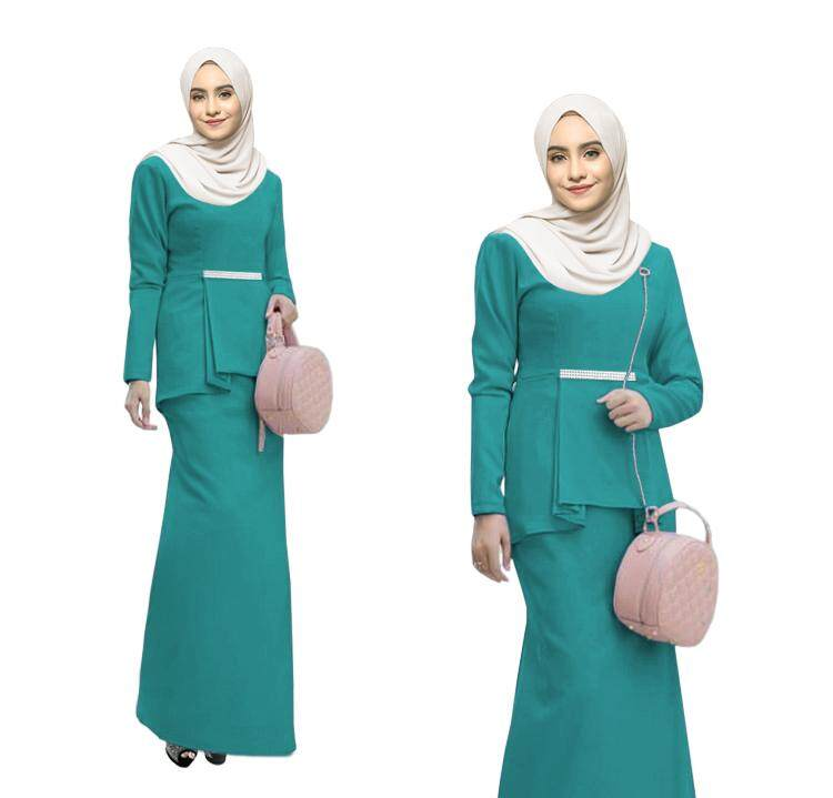 New Collection BEM Baju Kurung Modern with stylish Top This Month