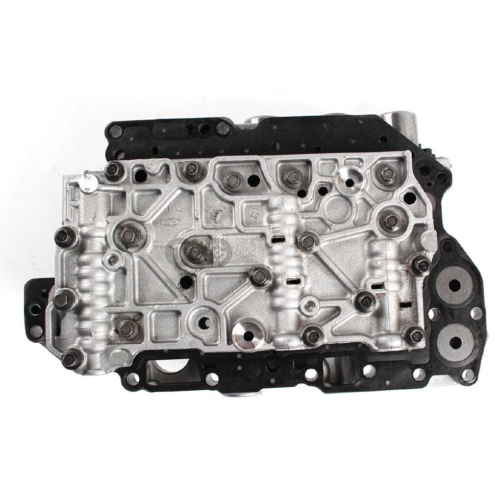 Engine Parts - Suit for Ford/ Mazda 2/3/5/6 Metal 4F27E Transmission Valve body with Solenoid - Car Replacement