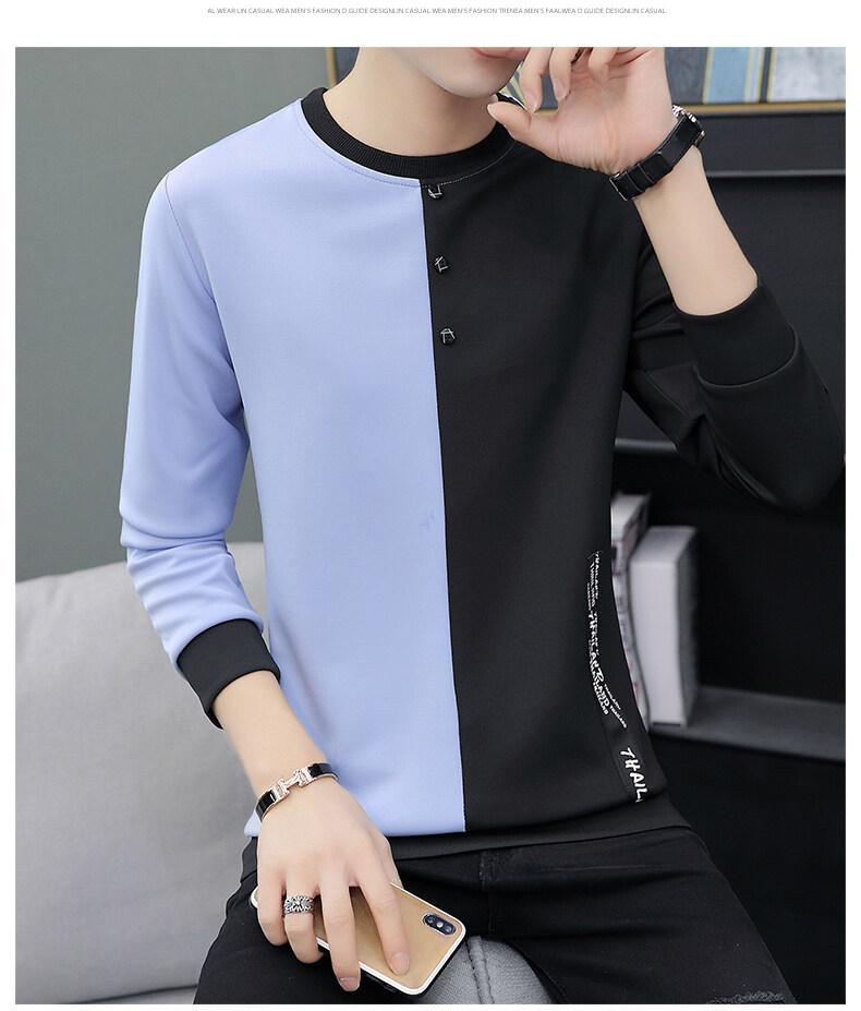 (Pre Order ETA 21/5) JYS Fashion Korean Style Men Long Sleeve Shirt Collection 539- 856