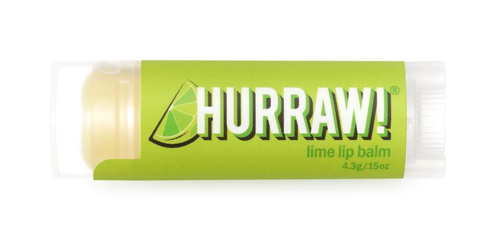 HURRAW LIME LIP BALM 4.8G