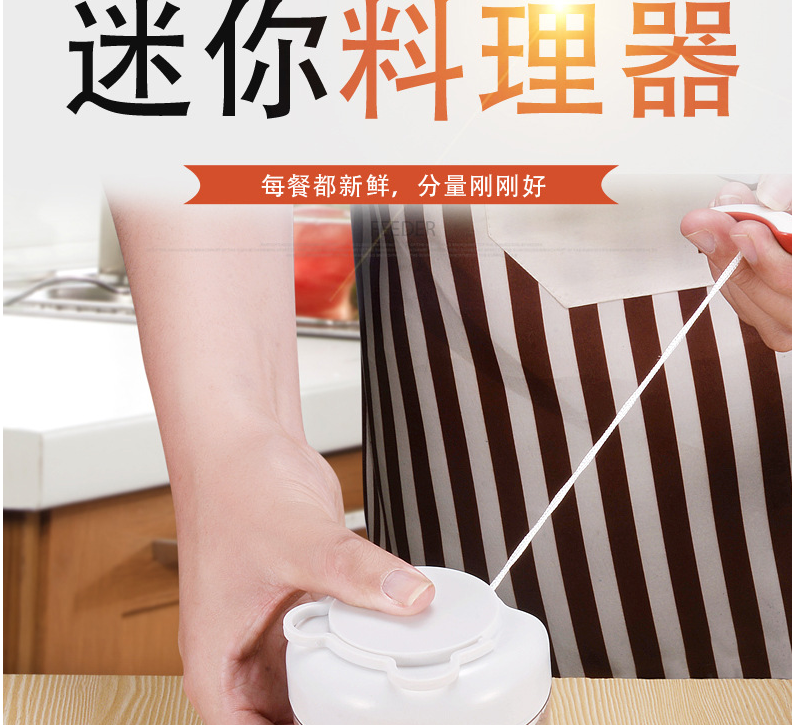 Mini Food Chopper ~ Make life easier