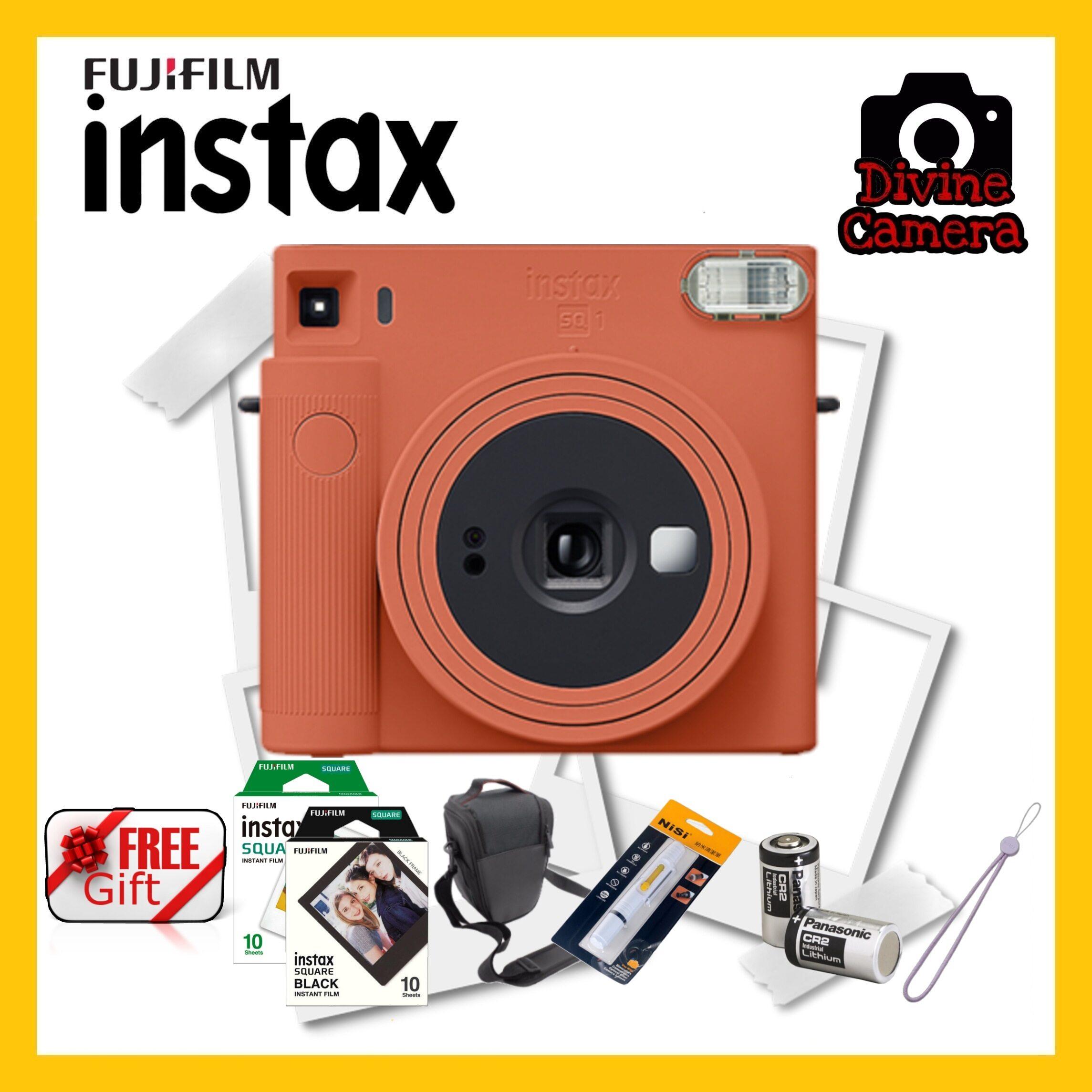Fujifilm instax SQUARE SQ1 Instant Camera
