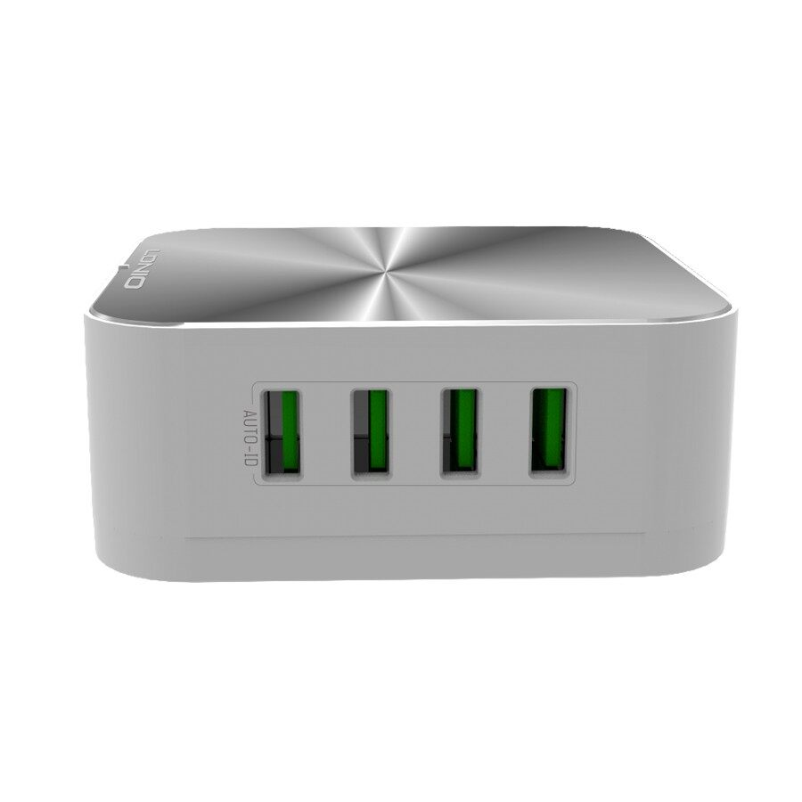 Chargers - LDNIO A8101 QC3.0 50W 8 Ports Desktop Charger EU US Plug For iPh X phone - Cables
