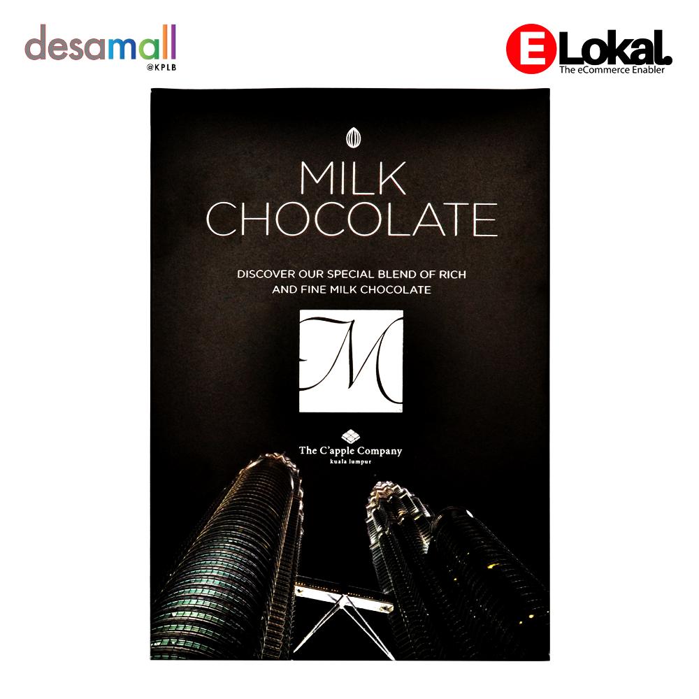 C\'APPLE Milk Chocolate 60g
