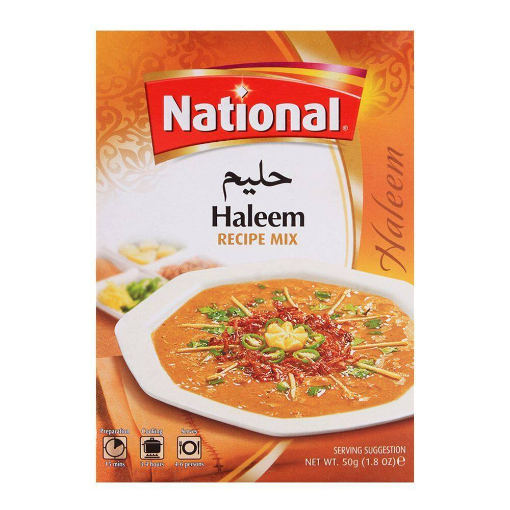 NATIONAL HALEEM MASALA 50 GM