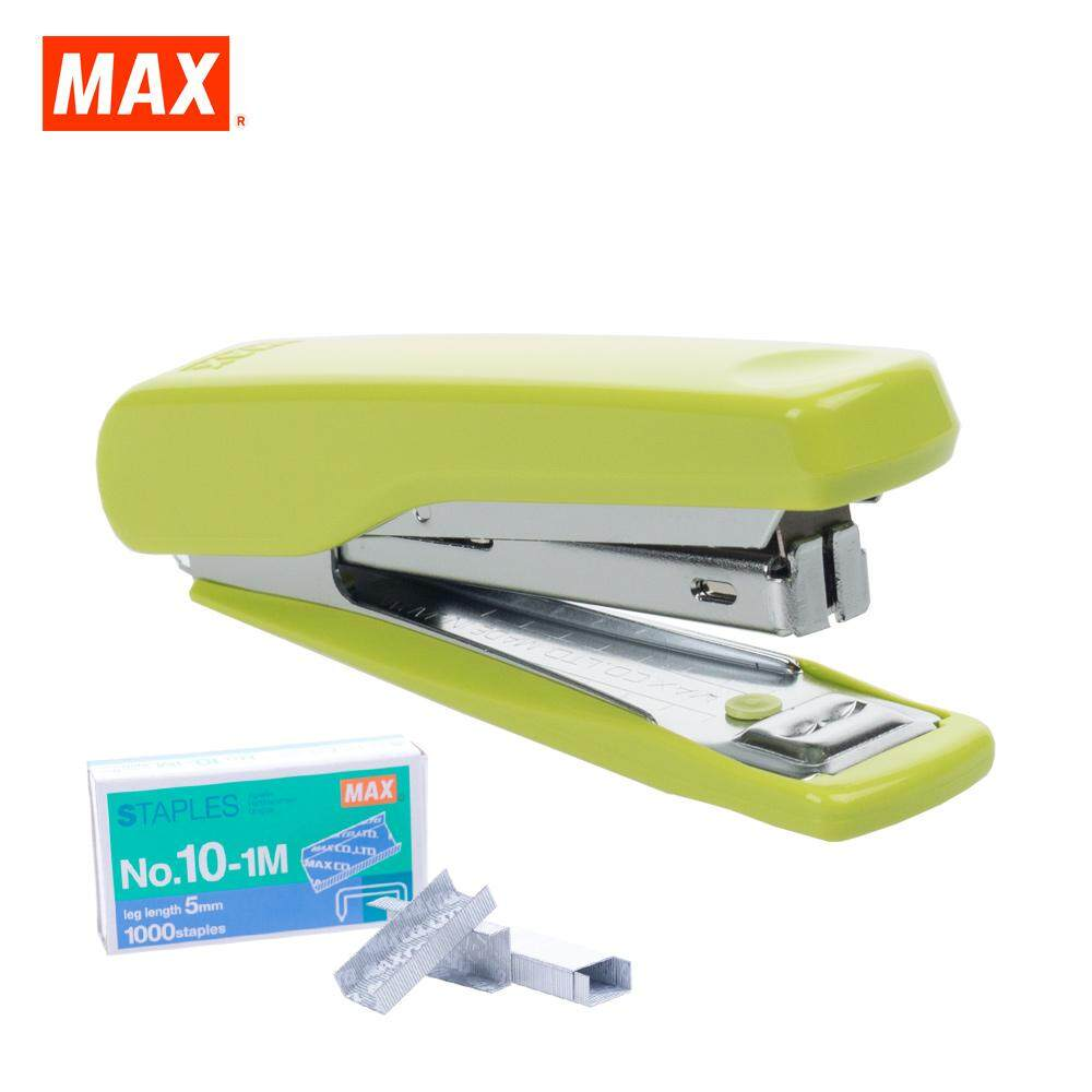 MAX HD-10NK Stapler (LIGHT GREEN)