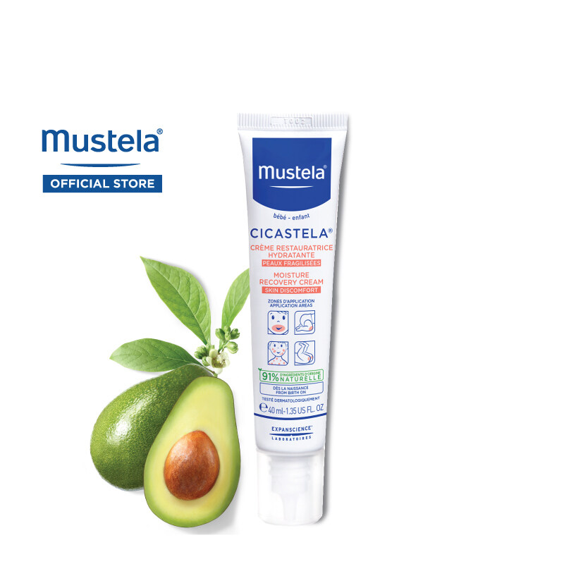 MUSTELA Cicastela 40ml for All Skin Types