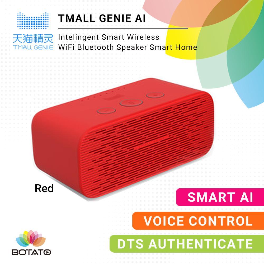 [[READY STOCK]]TMALL GENIE AI Intelingent Smart Wireless WiFi Bluetooth Speaker Smart Home [[ BOTATO ELECTRONICS ]]