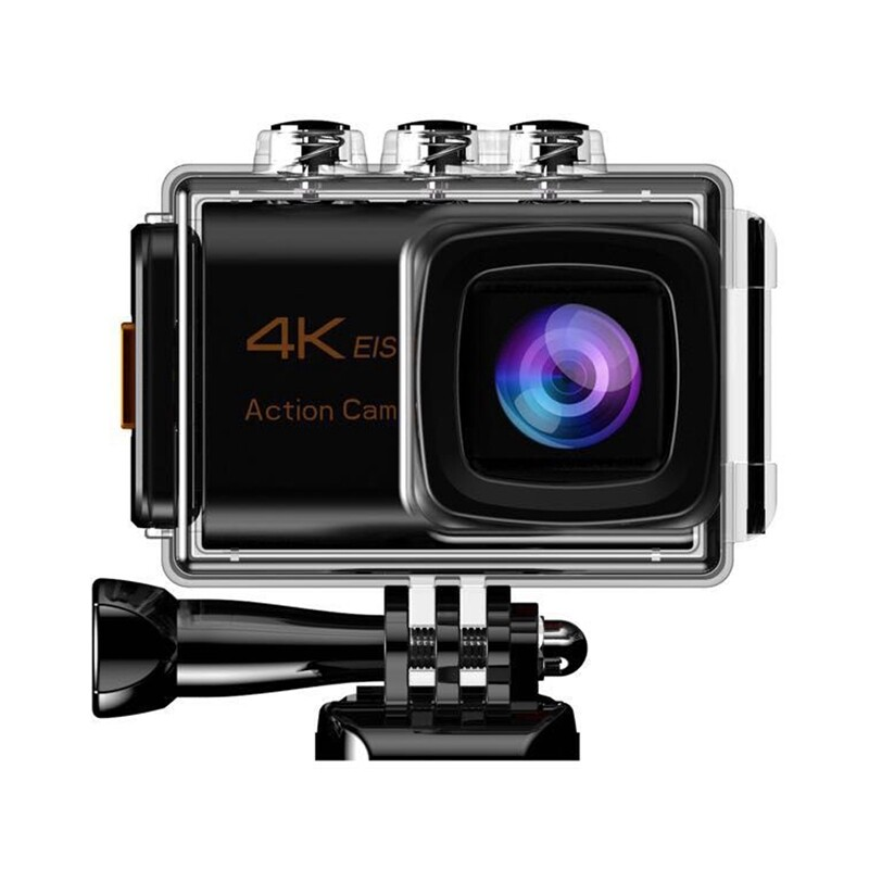 Sports & Action Cameras - iMars M80 WIFI Sport Camera DV 4K EIS ULTRA HD Action Camera 2.4G Remote - Drones