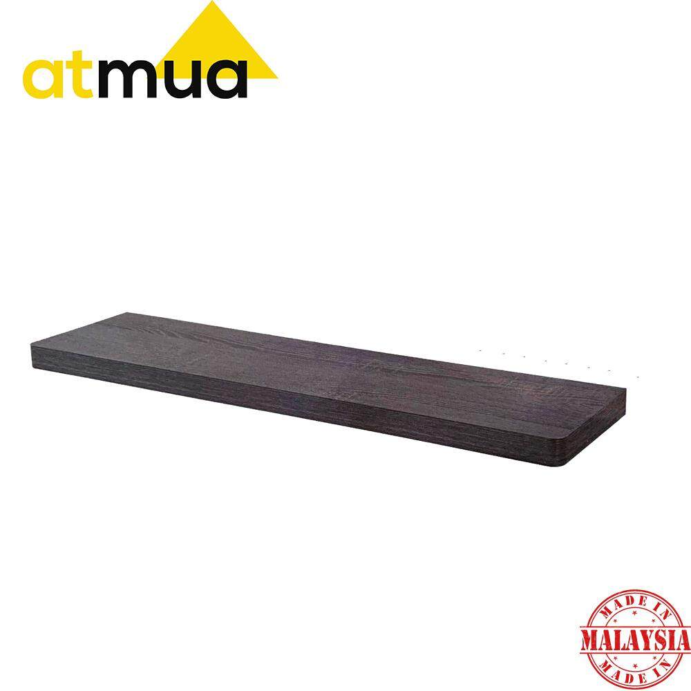 [FREE SHIPPING] Atmua Tape Wall Shelf Panel Wall Shelf Rack (3 Feet) [MDF Board]