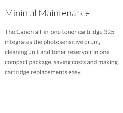CANON LBP-6030W MONOCHROME SINGLE FUNCTION WIFI LASER PRINTER (FINDC)