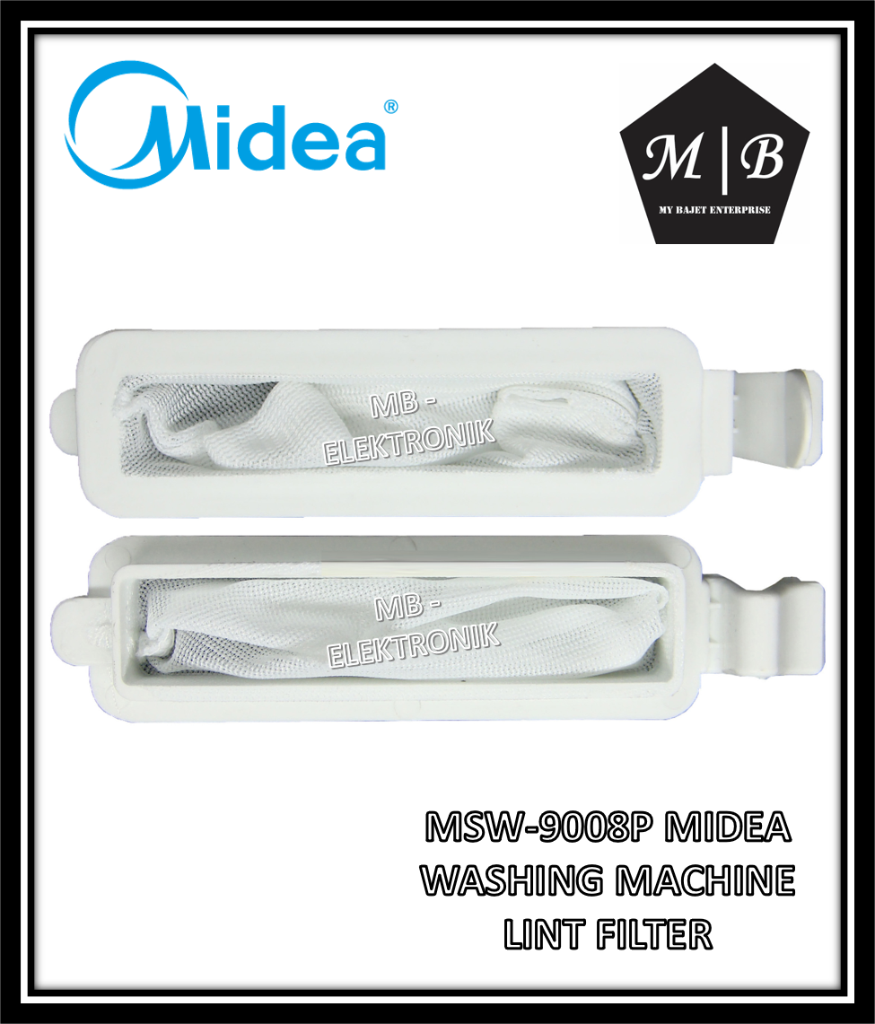 {1 PCS} MIDEA WASHING MACHINE LINT FILTER MSW-9008P
