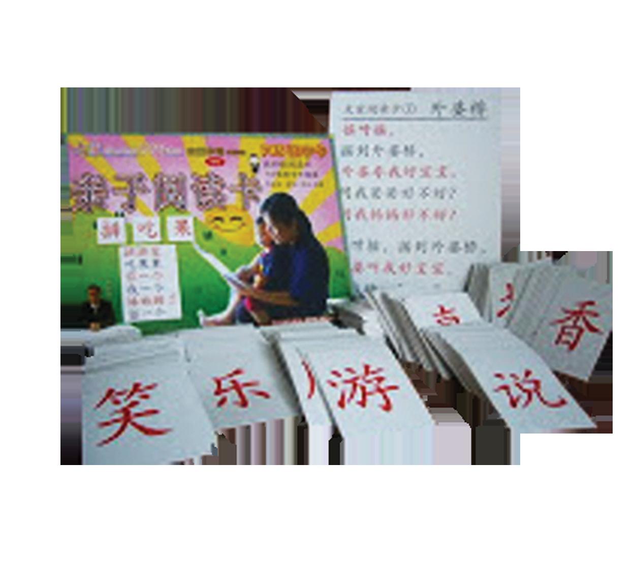 Flash Card I Love Chinese 5 (715pcs)