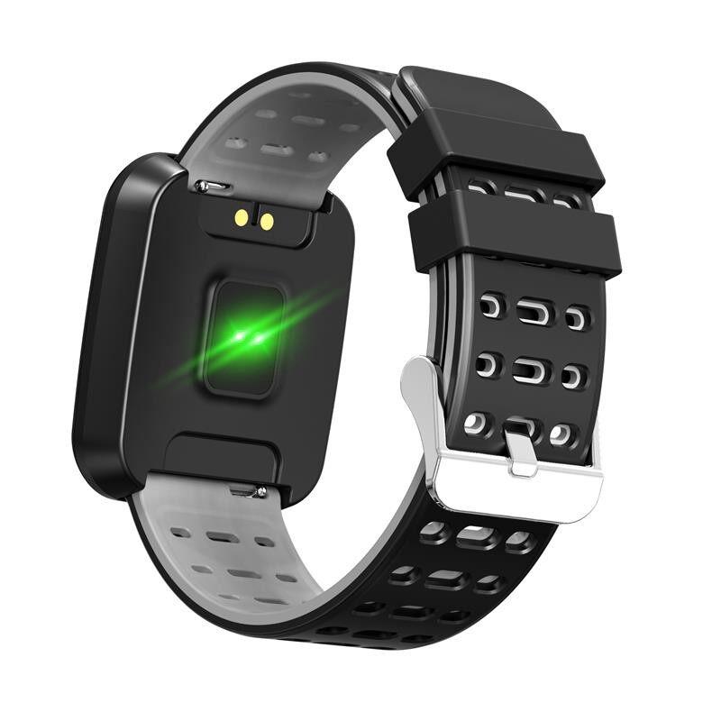 Smart Watch - N99 1.3 IPS Big Screen Custom Interface HR Caller ID Display Smart Watch - BLUE / GOLD / BLACK / PURPLE