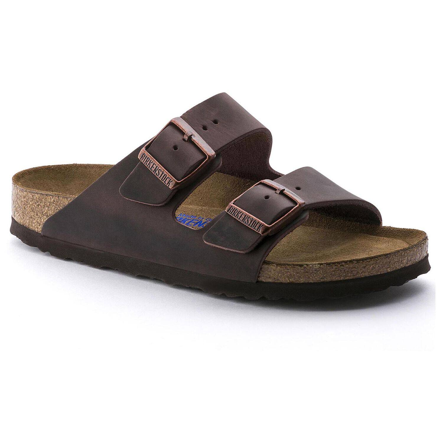 Birkenstock Arizona Soft Footbed 452761-Habana