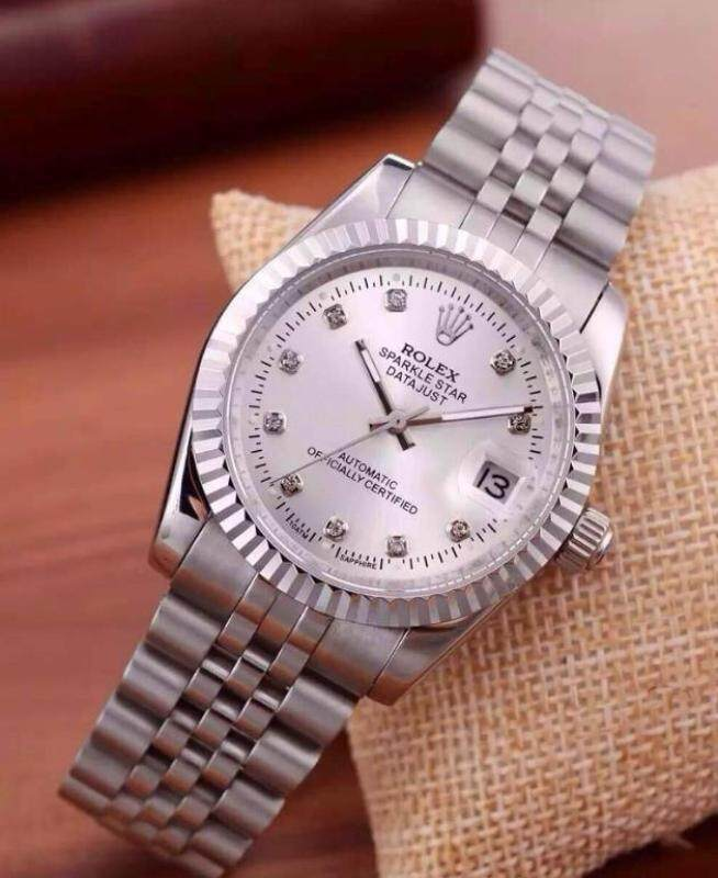 ROLEX_AUTOMATIC DATE JUST FOR MEN WATCH