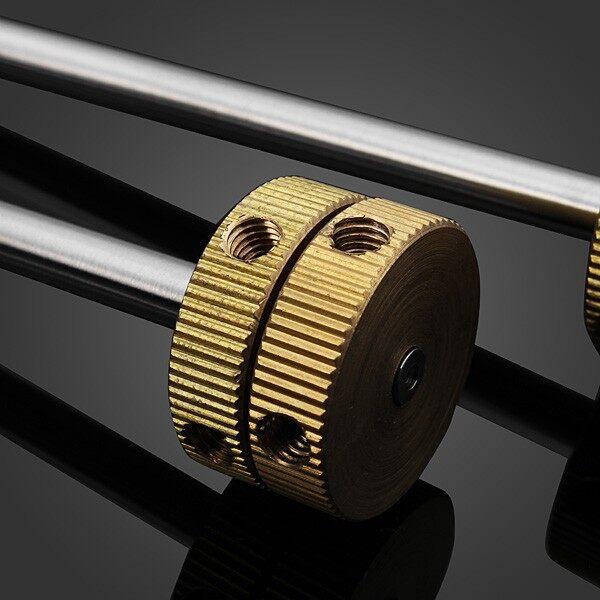 Cool Gadgets - Treasury Duplex Leave Lock Safe Lock Opener Locksmith Lock PDB - Mobile & Accessories