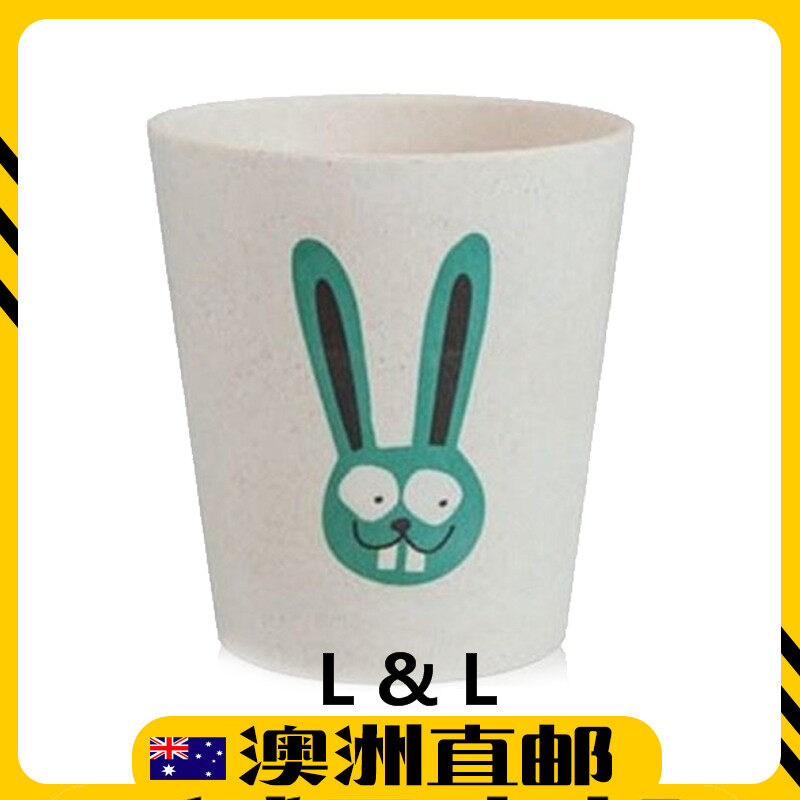 [Pre Order] JACK N' JILL Kids Rinse Cup Bunny (Made From Australia)