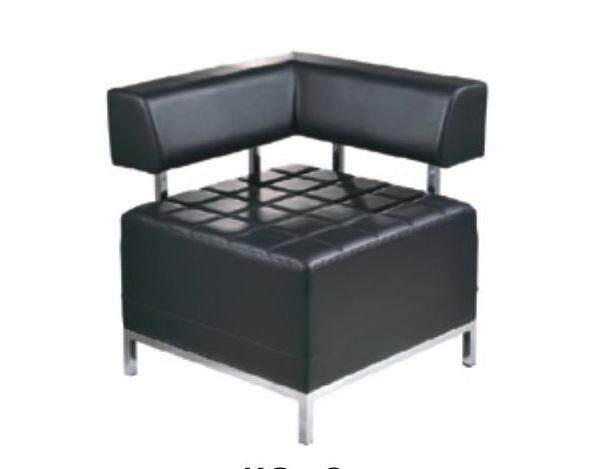 (FREE Delivery Klang Valley) Kengee Single Seater Corner Sofas Chair, (Fully Leather)