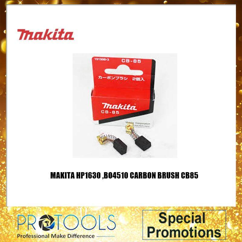 MAKITA CARBON CB85 FOR HP1630 ,B04510,JR3000VT - ORINGINAL MAKITA