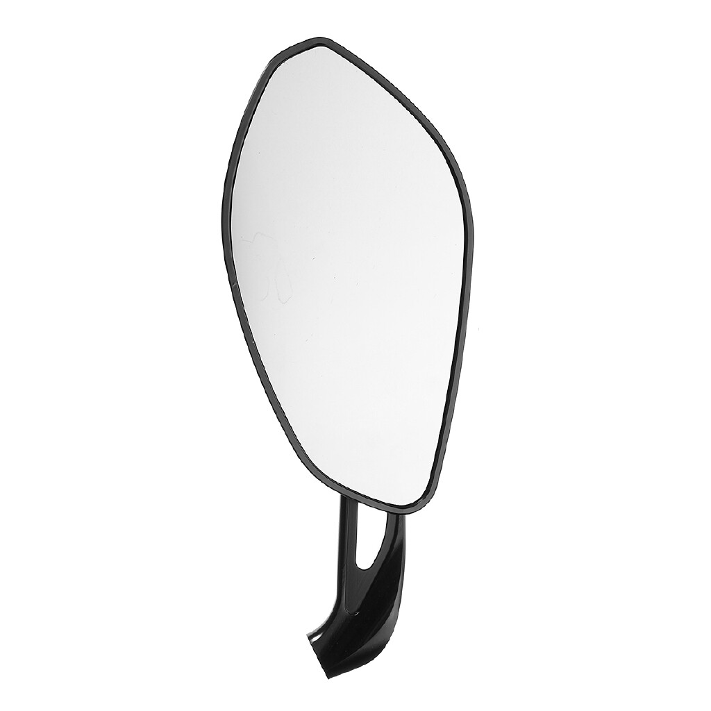 Automotive Tools & Equipment - Universal Motorcycle CNC Rear View Side Motorcycle Mirrors Aluminium Black - Car Replacement Parts