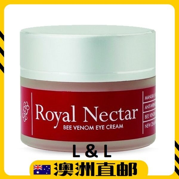 [Pre Order] Royal Nectar Bee Venom Eye Cream (15ml ) (Made In Australia)