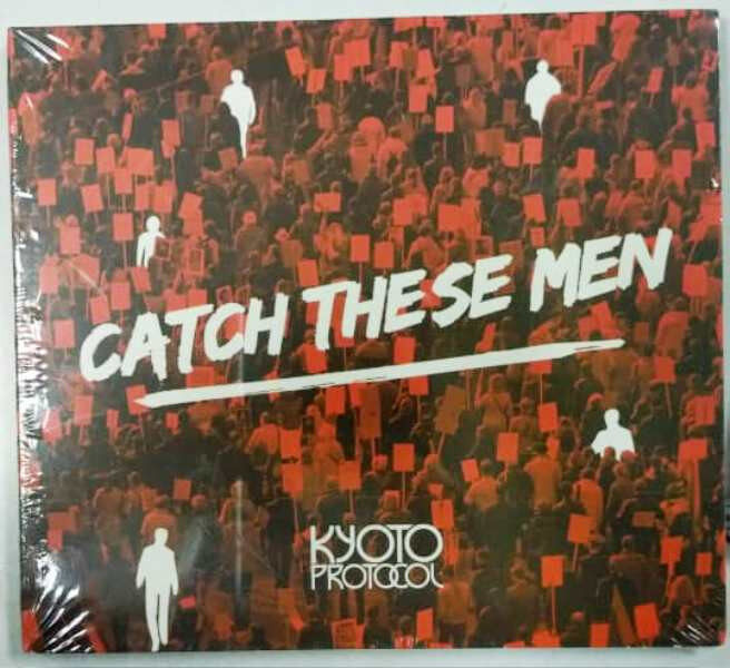 Kyoto Protocol - Catch These Men CD Indie Rock Digipack Original New And Sealed