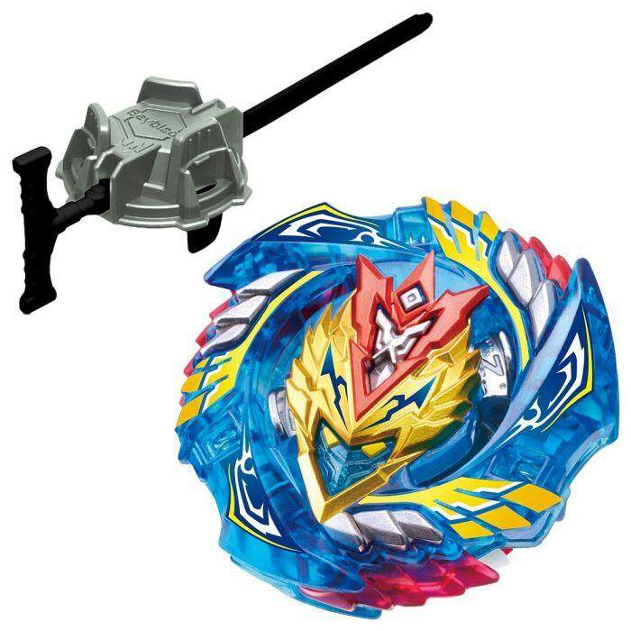 Original Launchers Beyblade Burst B-127 metal beyblade blades toys Takara Tomy Spining Top Toys for boys