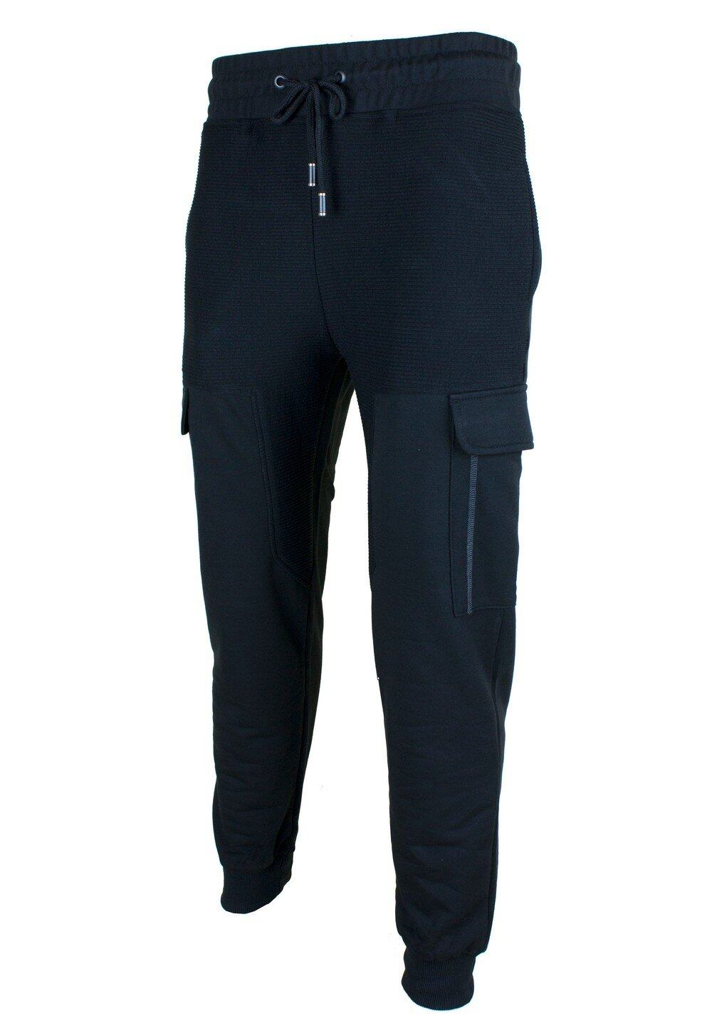 Exhaust Basic Cargo Jogger Pants 801