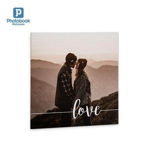 """[e-Voucher] Photobook Malaysia 16"""" x 16"""" Personalised Square Canvas Air"""