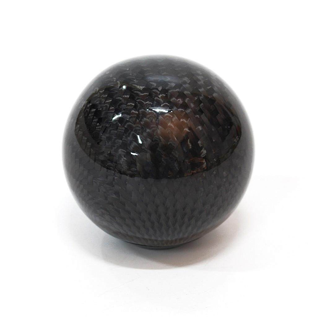 Steering, Seats & Gear Knobs - Carbon Fiber 5 6 Speed MT Fit Manual Transmission Gear Shift Knob Shifter - Car Replacement Parts
