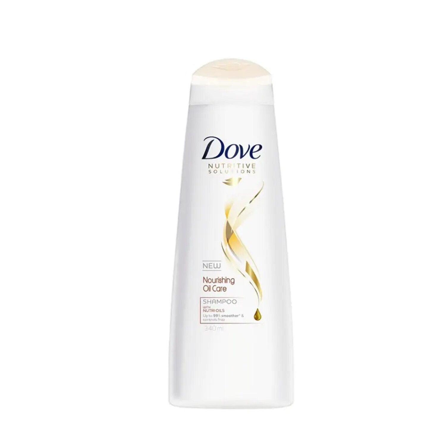 DOVE Nutritive Solutions Shampoo 340ml - Nourishing Oil Care