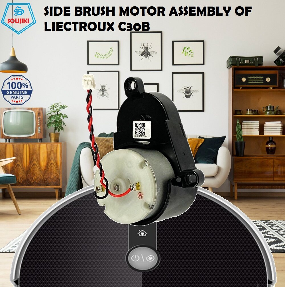 SIDE BRUSH FOR LIECTROUX C30B 3000pa STRONG POWER SUCTION ROBOTIC VACUUM CLEANER