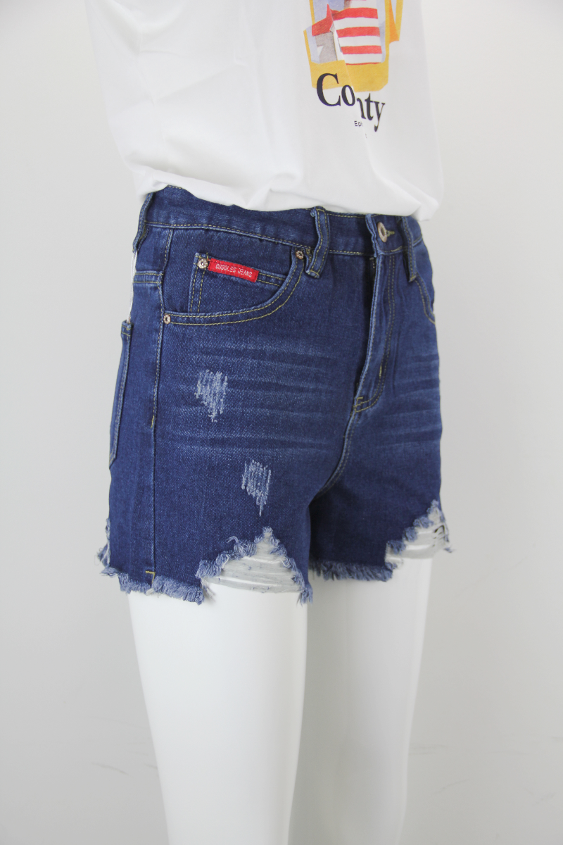 GOGGLES Ladies Denim Short Pant 160041