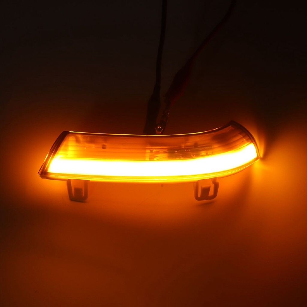 Car Lights - Indicator Blinker Repeater Light For Volkswagen VW GOLF 5 Jetta MK5 Passat B5.5 - Replacement Parts