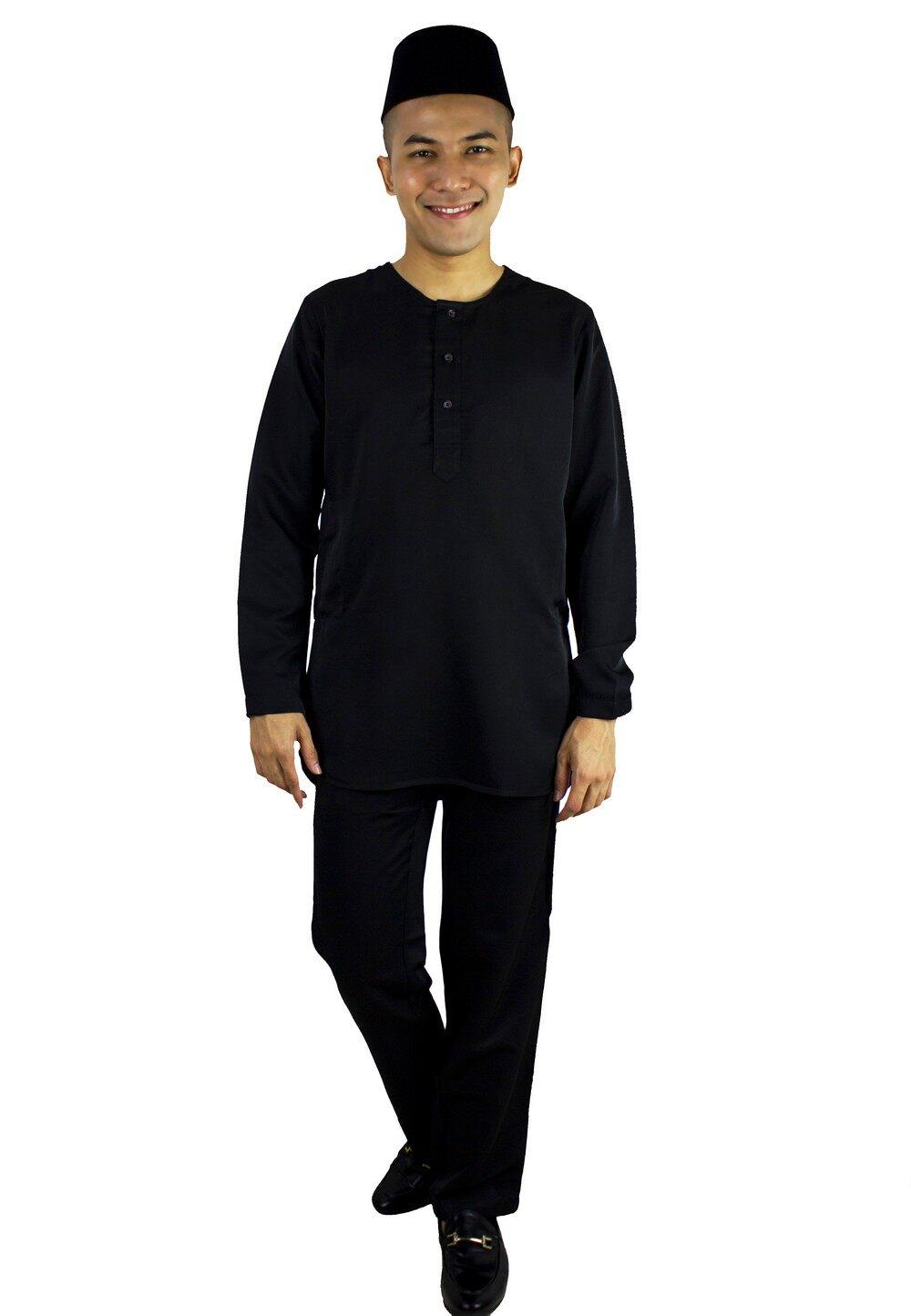 Exhaust Baju Melayu Modern Fashion Set (88624NSL)