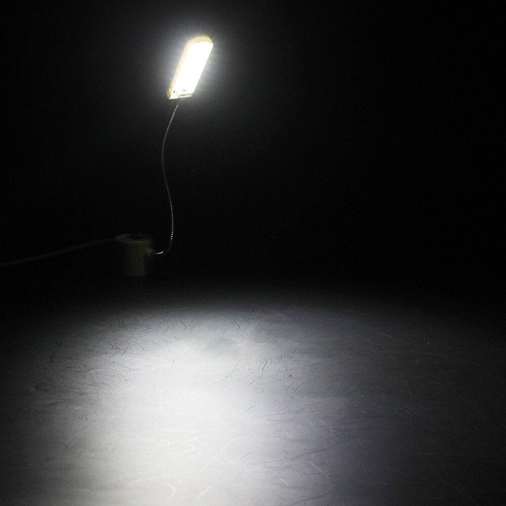 Lighting - AC110-265V 2W 30LED Sewing Machine Light Lamp Magnetic Fixed Base Flexible Ben - Home & Living