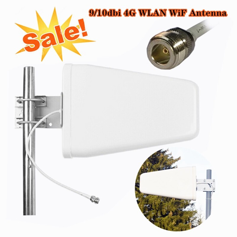 Yagi Directional WideBand Log Periodic Antenna SMA for Cell Phone Signal Booster