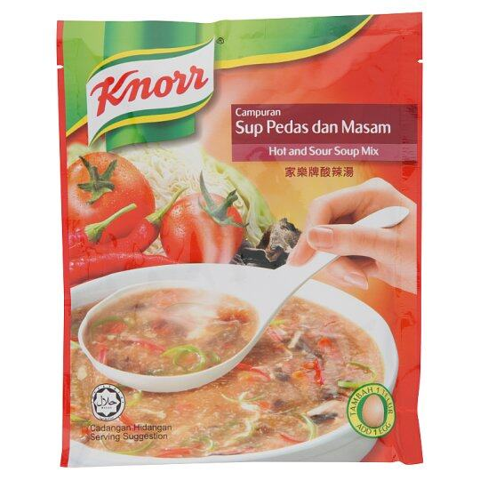 KNORR HOT AND SOUR SOUP MIX 62G