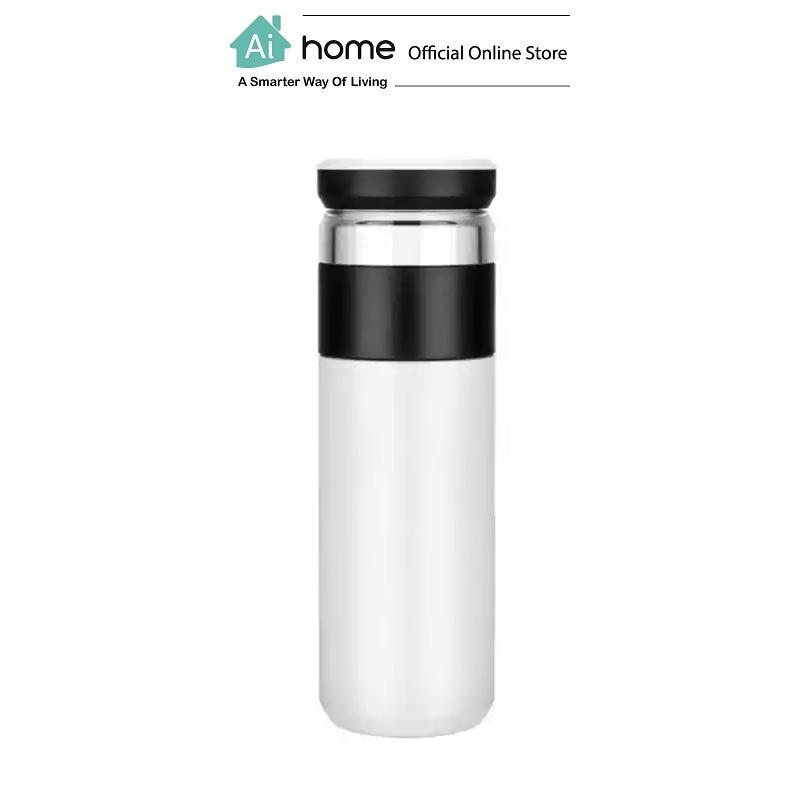 FUN HOME Thermos Tea Cup 520ML (White) [ Ai Home ]