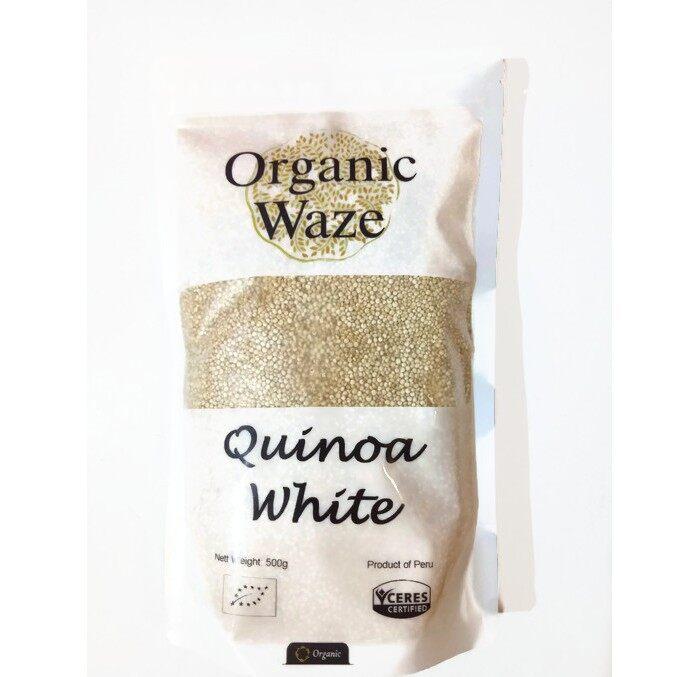 MaMaMi Organic Waze Quinoa White 500g