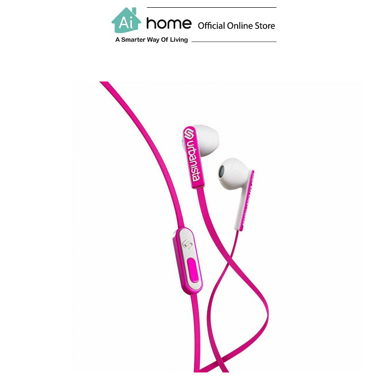 URBANISTA San Francisco [ Sport Wireless Earphones ] with 1 Year Malaysia Warranty [ Ai Home ] USFP