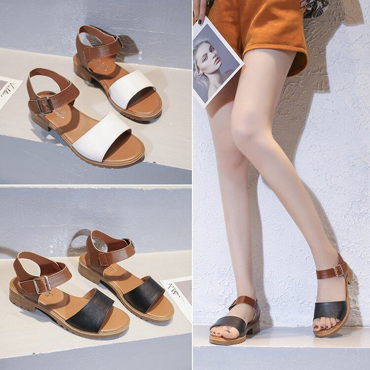 (PreOrder14Days )JYSFashionKoreanStyleWomen Sandal Collection 541 -6171 - EU:37