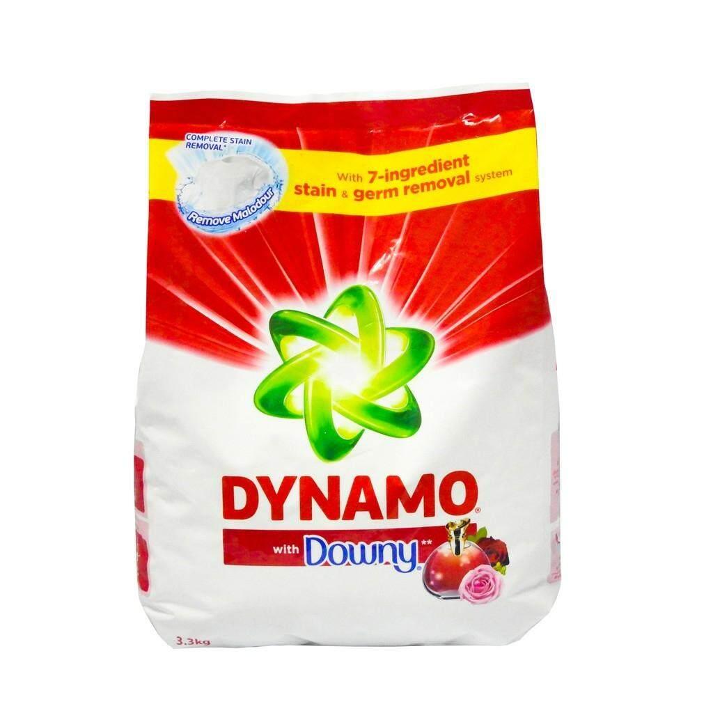 Dynamo Powder Detergent Downy 3.3KG READY STOCK