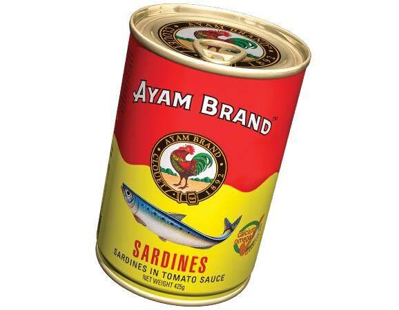 AYAM BRAND 425G SARDINES