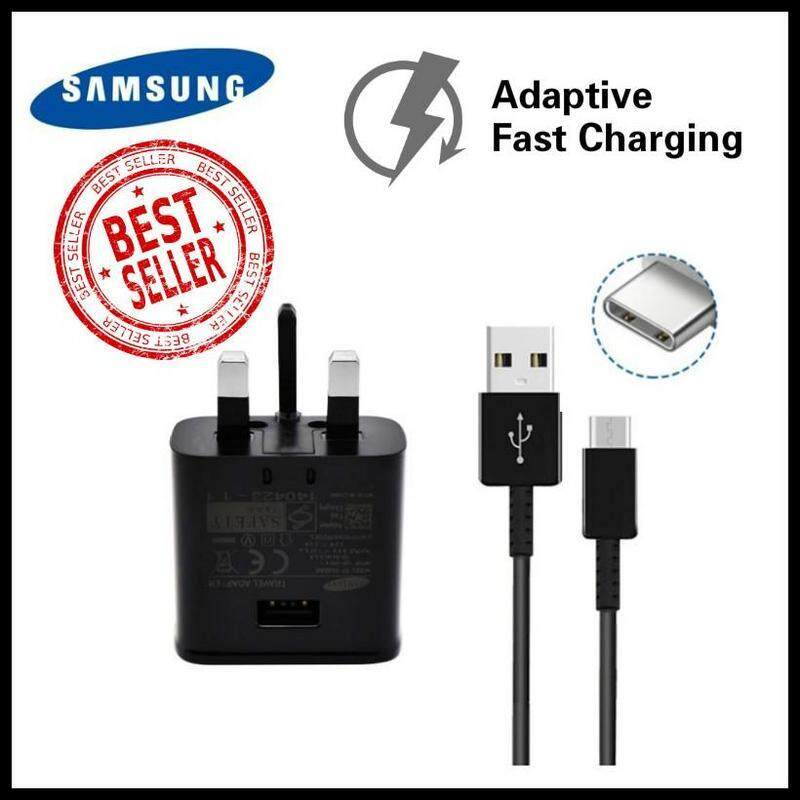 SAMSUNG TRAVEL ADAPTER FAST CHARGER USB ORIGINAL TO A CABLE